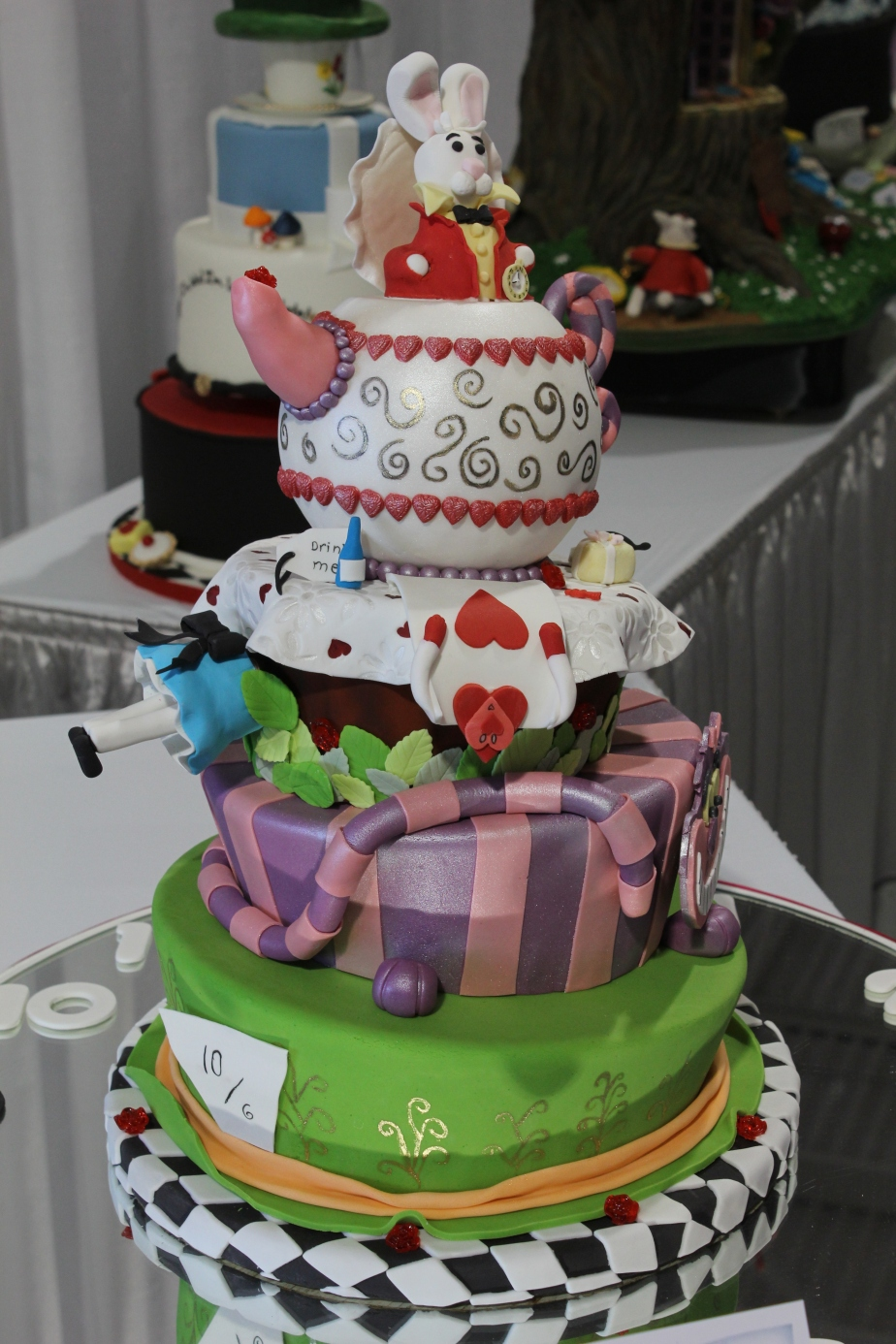 Canada's Baking and Sweets Show with The Cake Boss: BuddyValastro!
