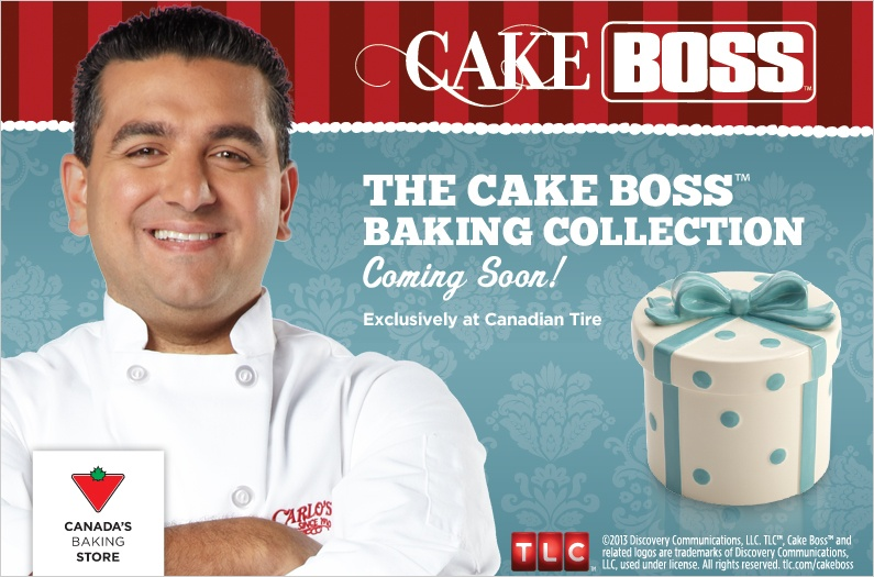 Canada S Baking And Sweets Show With The Cake Boss Buddy