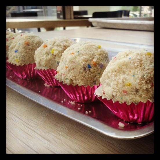 Cake Truffles